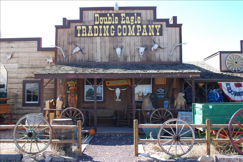 Double Eagle Trading Company (obviously)