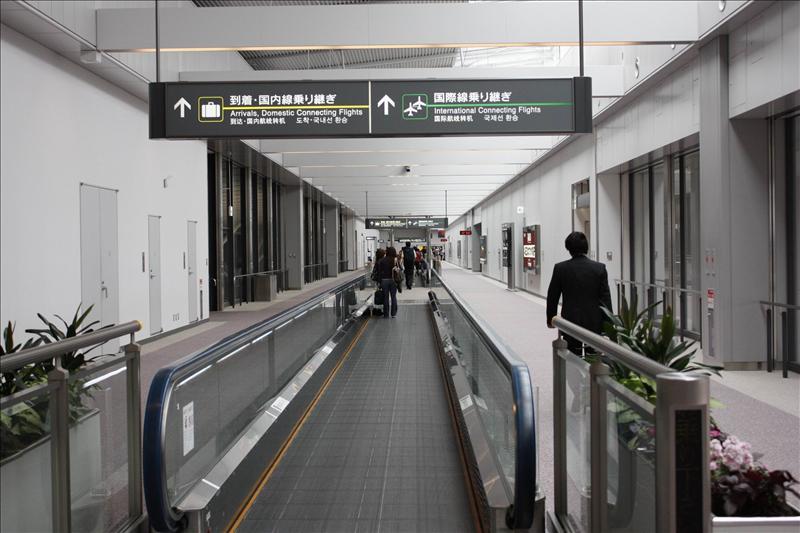 東京成田機場內Narita Airport