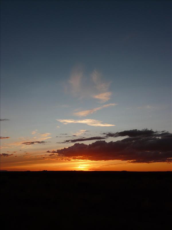 Sunset Cameron, Arizona