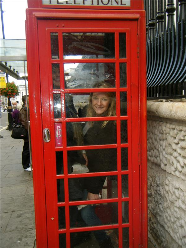 love their telephone booths