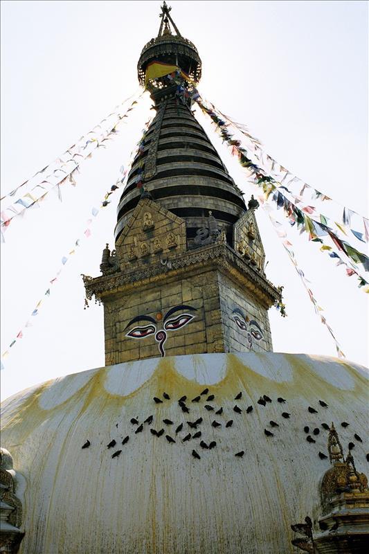 Pashapatinath Stupa