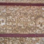 Capela dos Ossos (real bones/skulls)