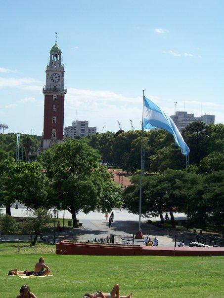 PLAZA FUERZA AEREA ARGENTINA AND MALVINAS MEMORIAL, BUENOS AIRES