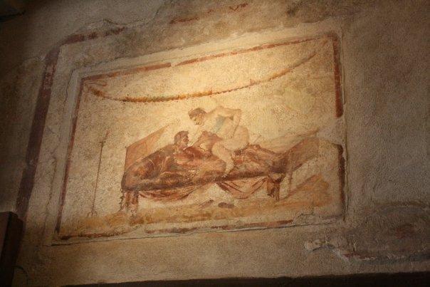 Pompeii - kamasutra 100BC