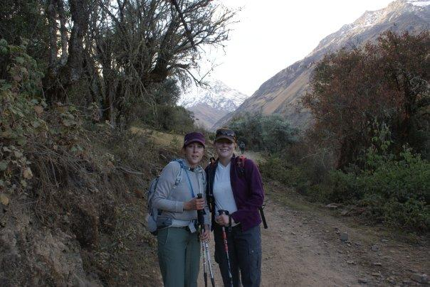 Celini and Karen