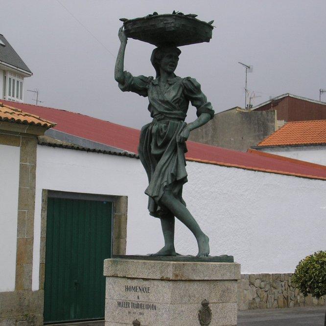 Galicia's Molly Malone.