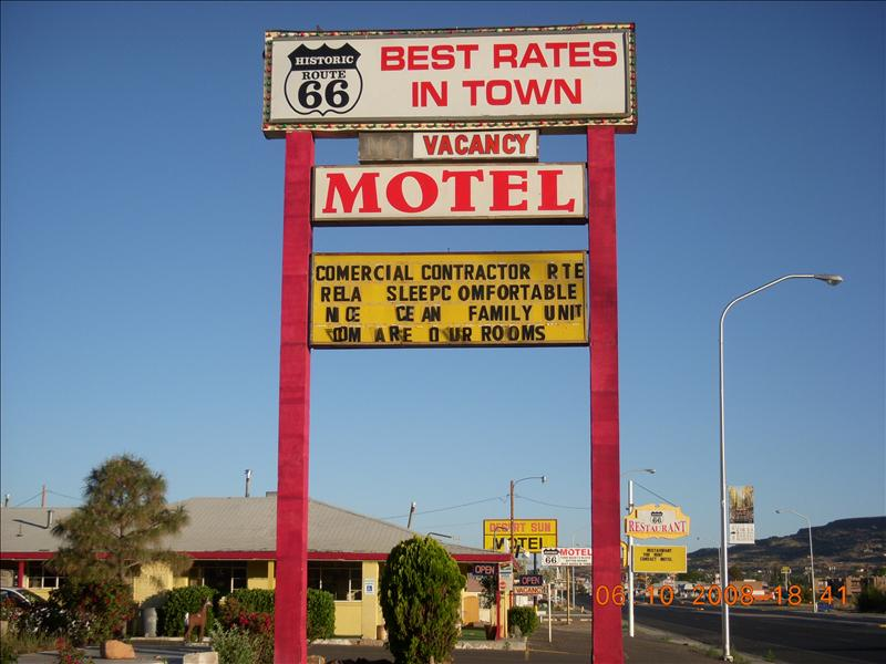 This Motel is really great.  Jessica, the owner, was so nice and the rates are awesome. They recently purchased this and restored it and offer great service and the rooms are VERY clean