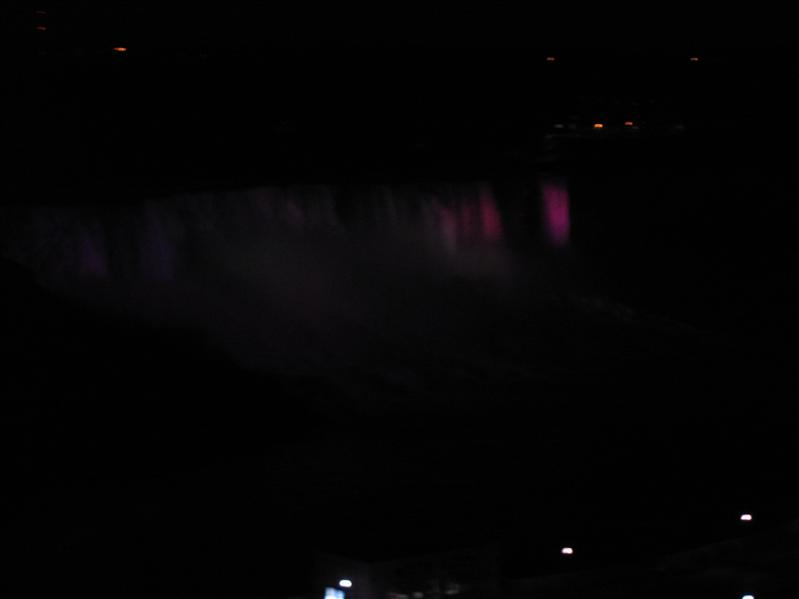 Niagara Falls at Night - 01