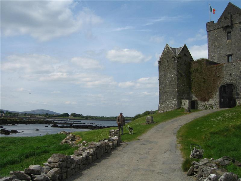 Dunguaire Castle 500 years old
