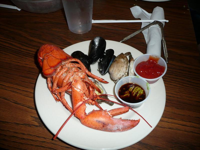 Boston Lobster