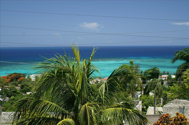 A view from the MTS in jamaica