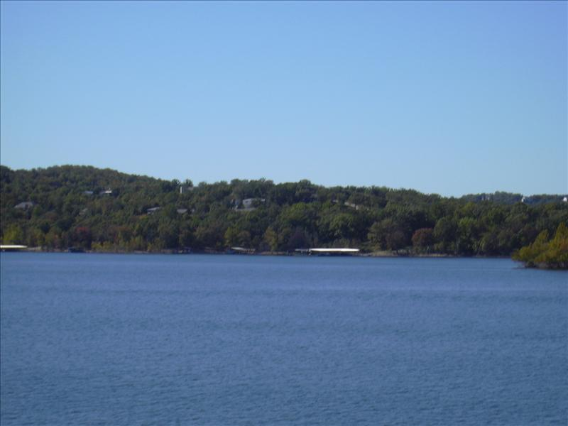 Table Rock Lake in Missouri