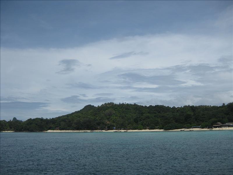 Deserted Bamboo Island