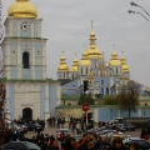 The capital of Ukraine