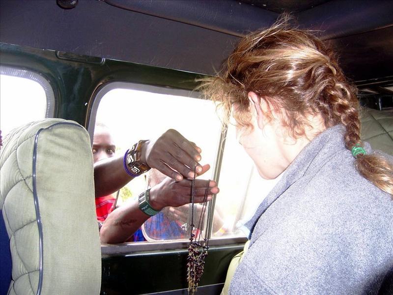 Massai•Aline•Tanzania