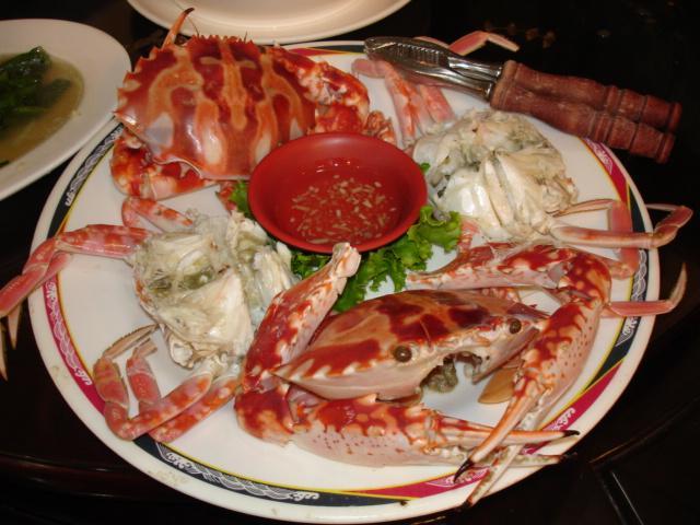 有夠讚的螃蟹