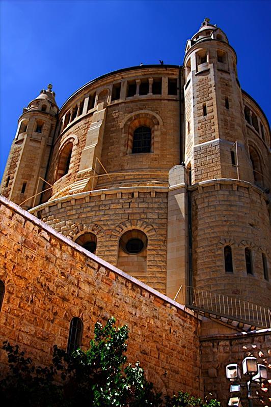 Hagia Maria Sion Abbey
