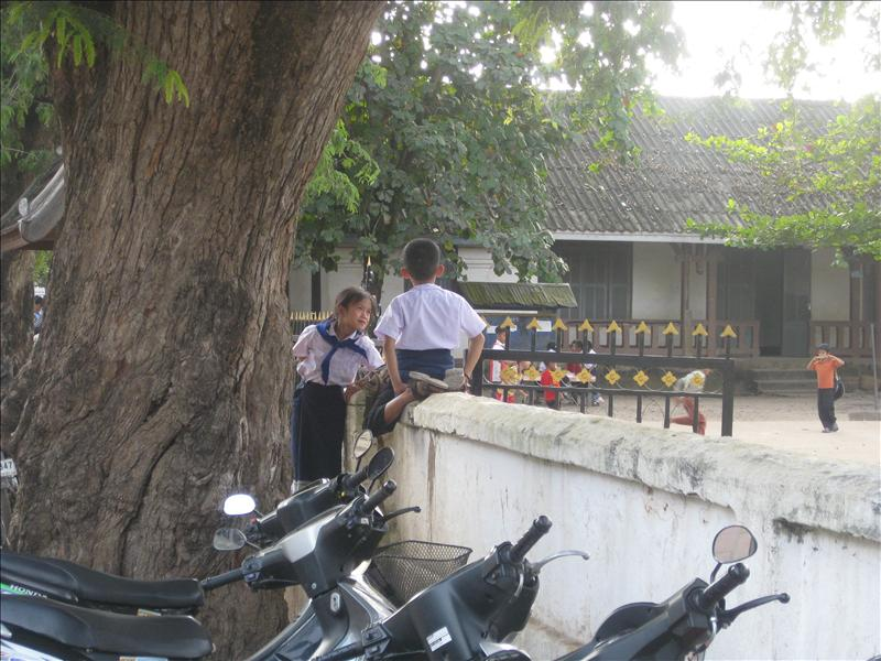 Children in Lao PDR