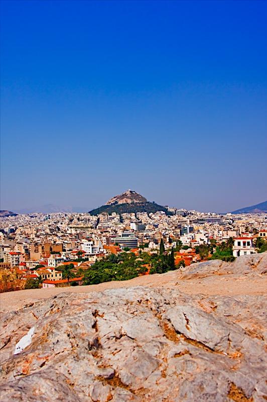 Λυκαβηττός (Lykavittos, Mount Lycabettus)