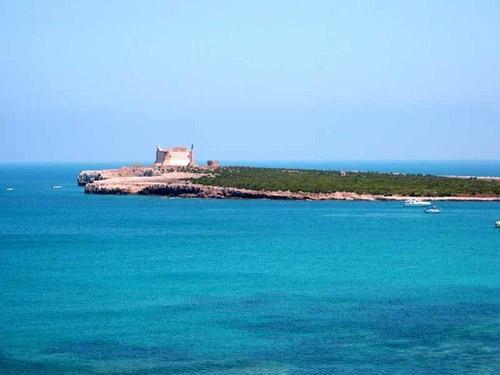 island capopassero