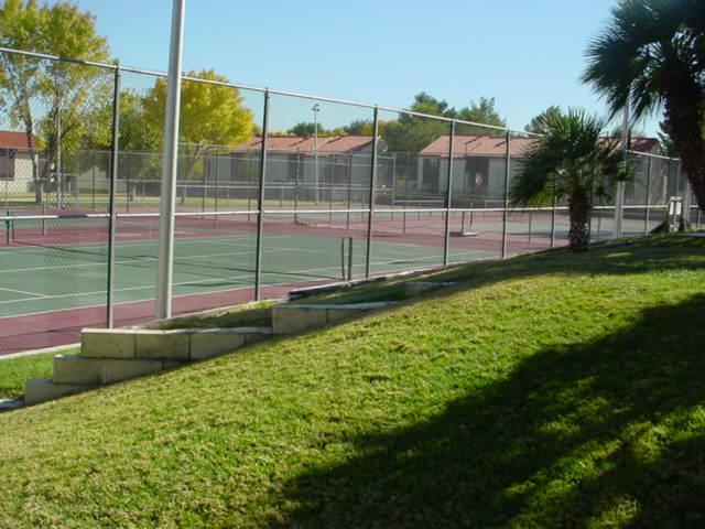 tennis court in las vegas