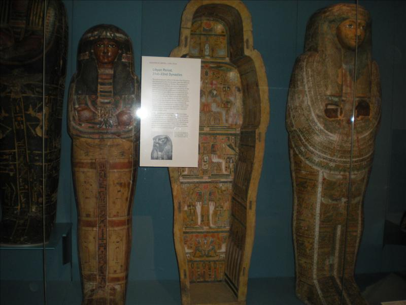 Ancient Egyptian Art, British Museum - 19th May