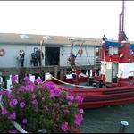 Fireboat Ride, 9/11/08