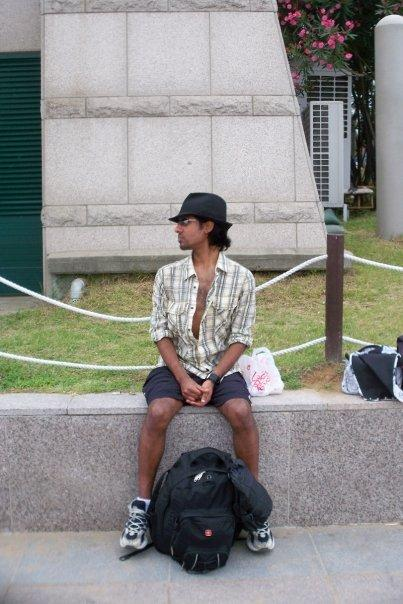 07/27 - busan: haeundae beach -