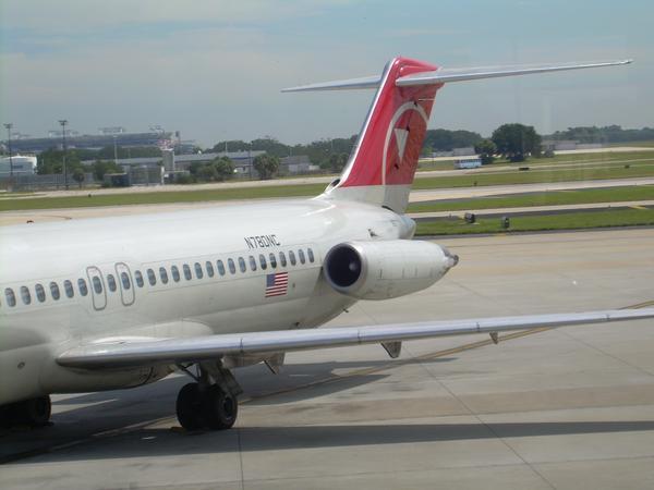My plane to Memphis.