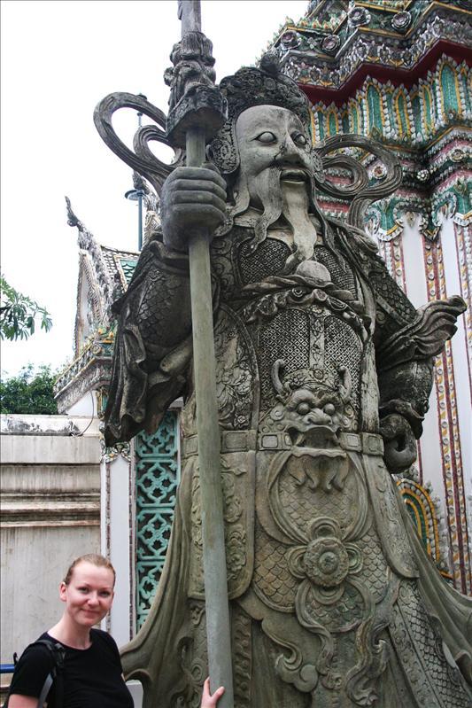 Taken at Wat Po.