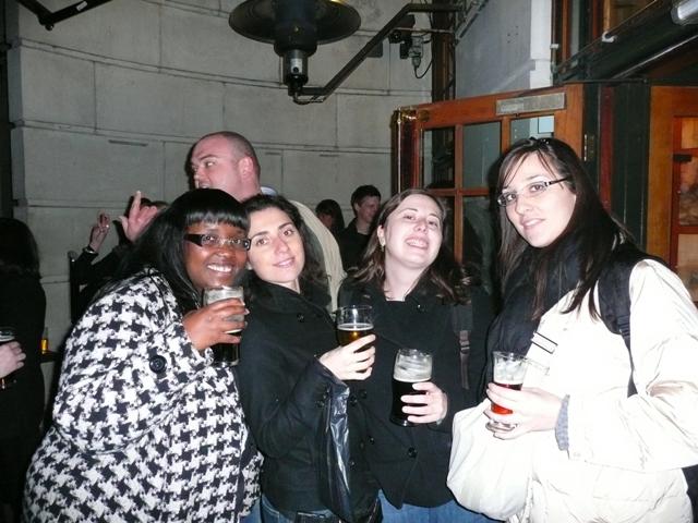 Federica, me,Sara and Cinzia