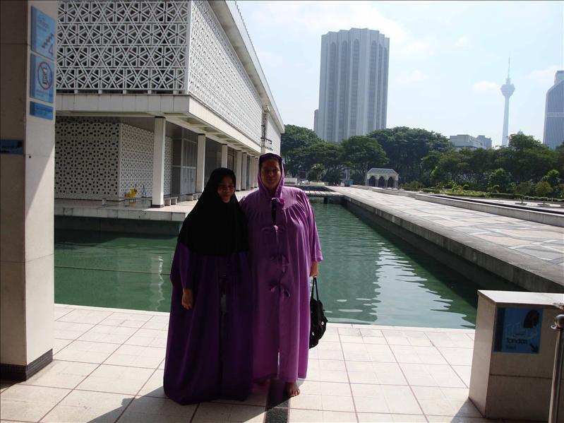 nacional mosque kl