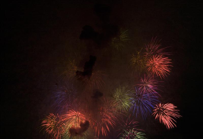 Kobe Fireworks '09
