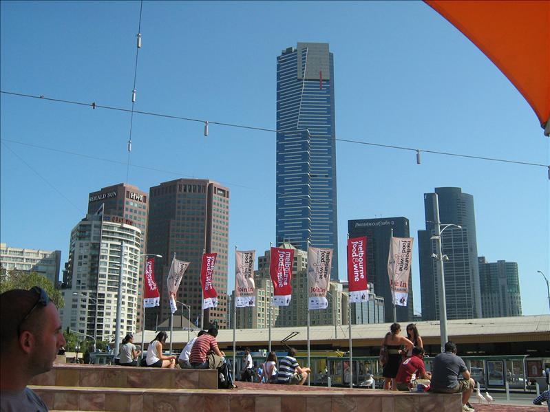 Melbourne's Buildings