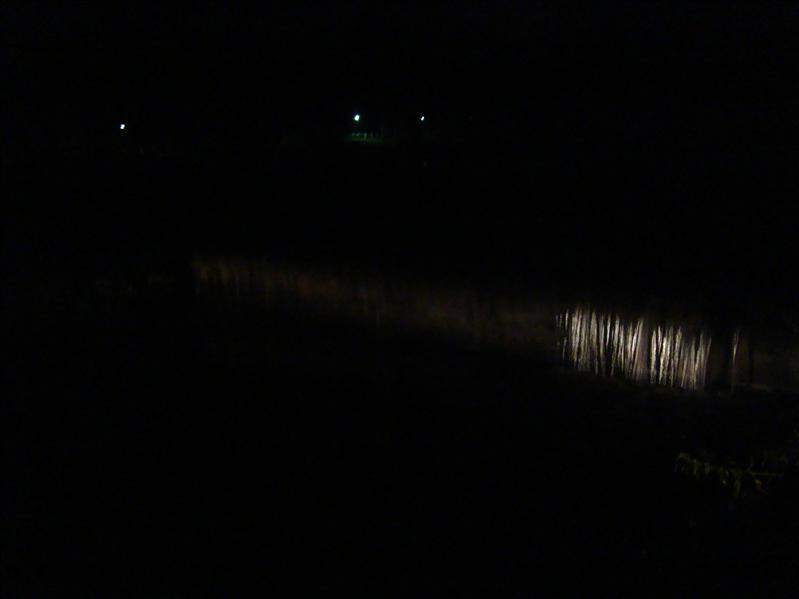 Waterfall @ Night