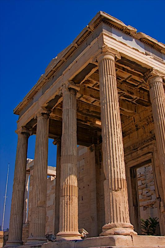 Έρέχθειον (Erechtheion, The Erechtheum)