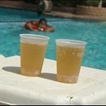 ... double beers...