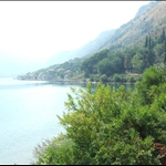 Between Prcanj and Kotor