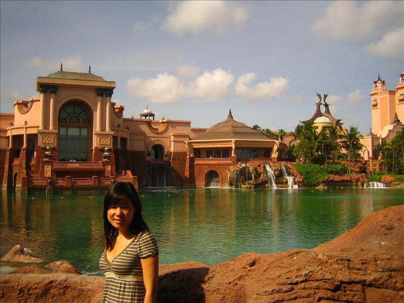 Day 4: Atlantis, Paradise Island