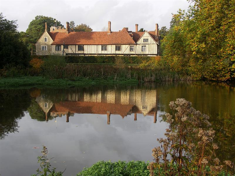 Mill-pond