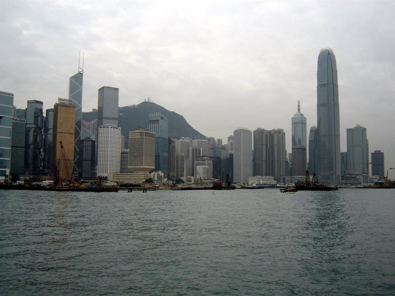Victoria Bay, Hong Kong