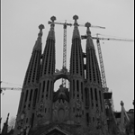 Sagrada Familia...this is Gaudi