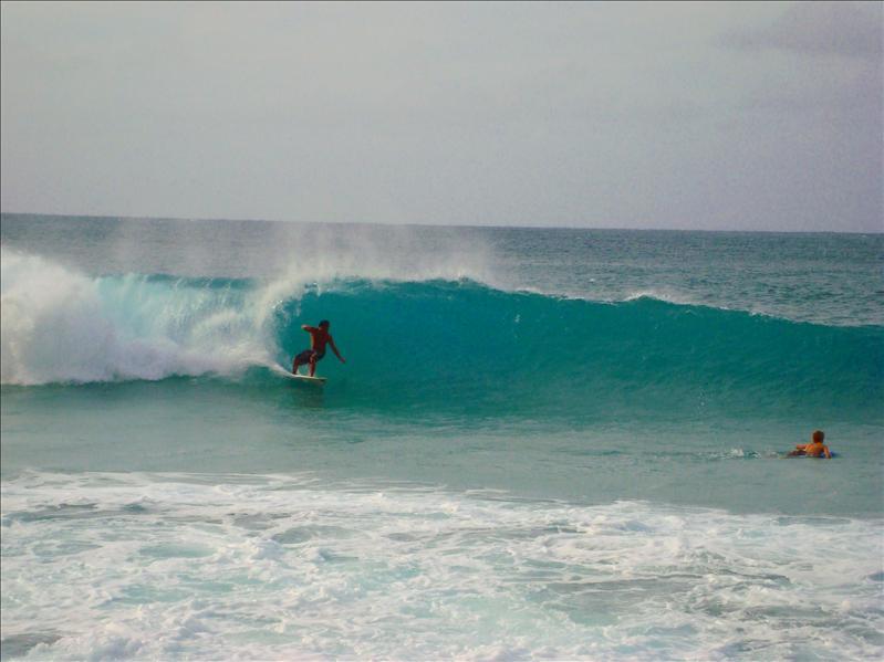 Kauai - Surfer's heaven
