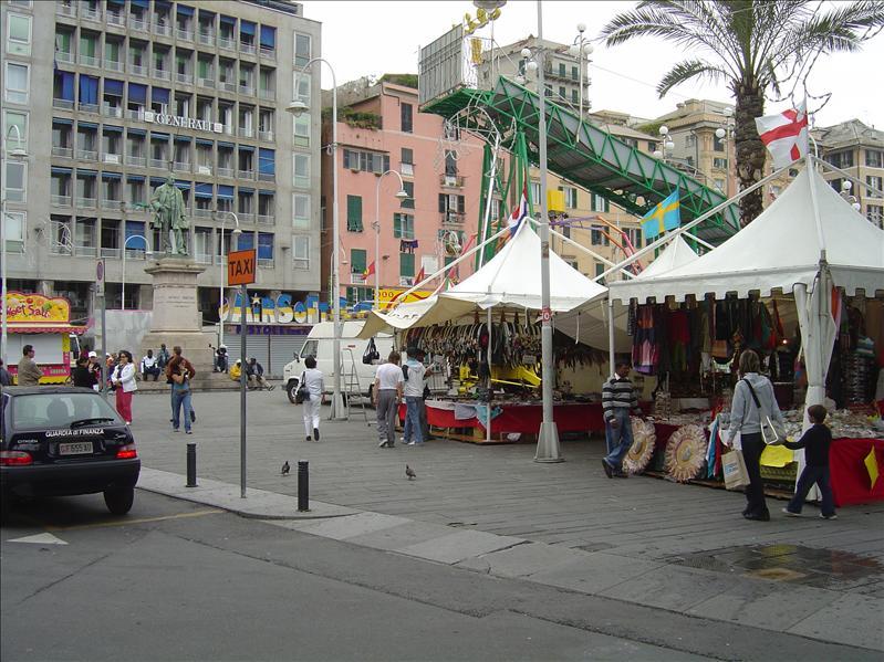 Genova City