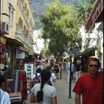 A Street in Kas - Kas