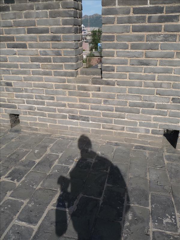 古城墙——拍影