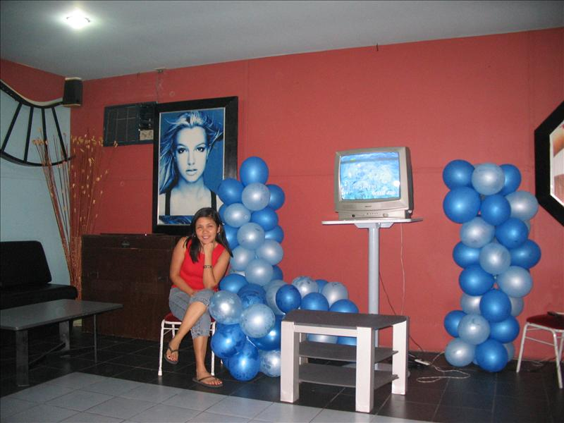 Technopark Hotel's KTV room