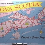 Nova Scotia Road Trip 2000