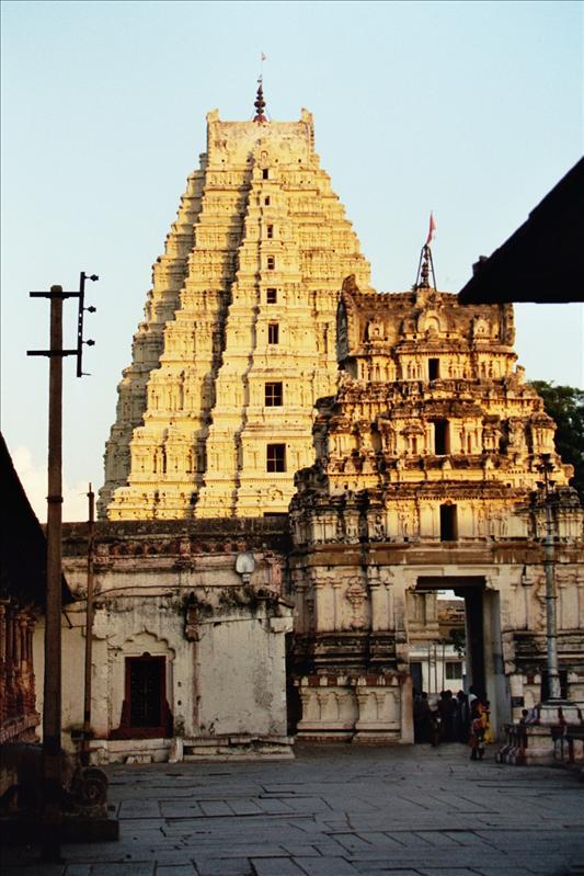 Virupakshar temple
