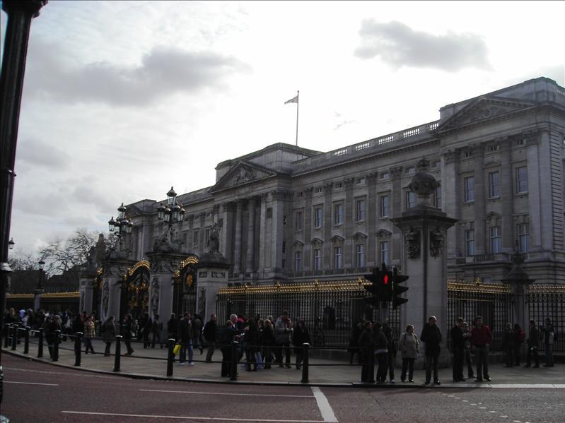 Buckingham palace•2008